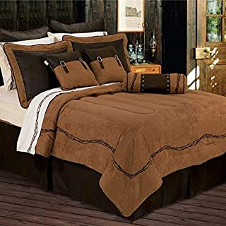 HiEnd Accents Barbwire Bedding, King