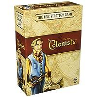 The Colonists Game 殖民地開拓者桌游