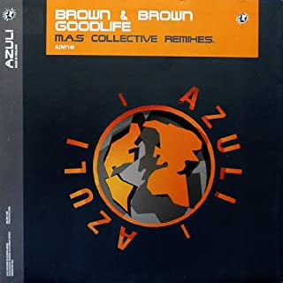 Goodlife (M.A.S. Collective Remixes) [12 英寸黑胶唱片] [DISC 1]