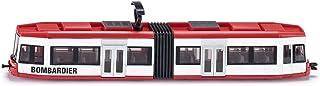 SIKU 1895,道路车,1:87,金属/塑料,红色/白色,兼容其他 SIKU 玩具