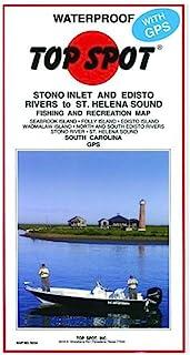 来自斯托诺河叶岛至弗里特岛的顶点钓鱼地图