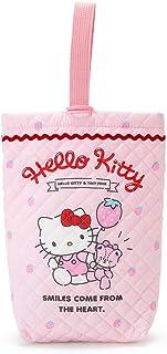 Hello Kitty 凯蒂猫 绗缝鞋包 (草莓)
