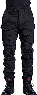 TRGPSG 男式军事战术裤休闲迷彩 BDU 工装裤工作裤带 10 个口袋