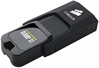Corsair Flash Voyager Slider X1 128GB USB 3.0 Flash Drive Corsair Flash Voyager Slider X1 128GB USB 3.0 Flash Drive 黑色 32 GB