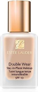 Estée Lauder 雅诗兰黛 Double Wear 持妆粉底液,1N1,Ivory Nude(象牙裸色),1瓶装(1 x 30ml)