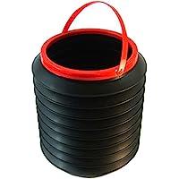 百易达 迷你型折叠式多功能储物筒(水桶 应急筒 垃圾桶 4L装)