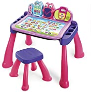 VTech 伟易达 Touch and Learn 豪华活动桌 粉色