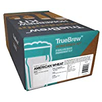 True Brew 5384852547 American Wheat Home Brew Beer Ingredient Kit