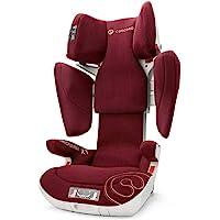 德国CONCORD儿童汽车安全座椅Transformer-XT 番茄红(德国进口,香港直邮)适合13kg-36kg,约3…