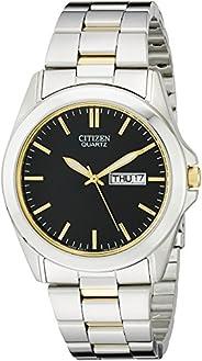 Citizen Men's BF0584-56E Two-Tone Bracelet Watch with Black