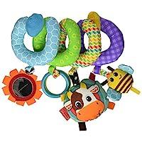 Infantino 螺旋吊飾玩具 藍色