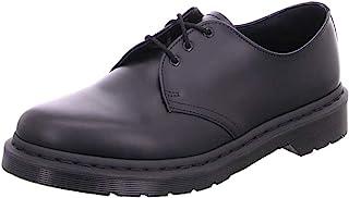 Dr. Martens 1461 MONO Smooth 中性成人 Derby 系带低帮鞋