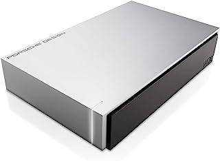 LaCie 莱斯 Porsche Design 4TB USB 3.0桌面硬盘驱动器(STEW4000400)