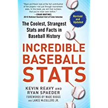 Incredible Baseball Stats: The Coolest, Strangest Stats and Facts in Baseball History (English Edition)