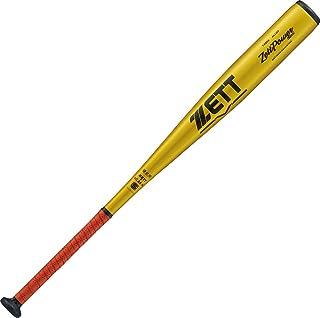 ZETT 棒球 硬式 球棒 铝 Z Power二手 85厘米 900克以上 黄色(5300) BAT1855A