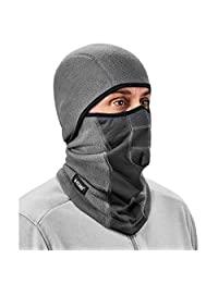 N-Ferno 6823 Thermal Fleece Wind-Resistant Hinged Balaclava