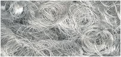 Rayher 8909722 Flower Hair Self-Service Bag / 17 g 银色