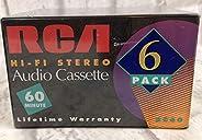 RCA 高保真立体声 60 分钟音频盒