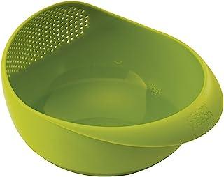 Joseph Joseph 洗菜篮,小-绿色