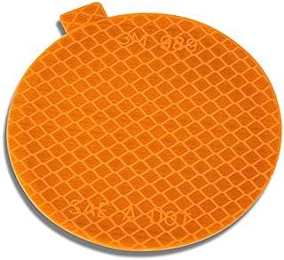3M 989-74-3 圆圈-2 989-74-3 反光板,7.62 厘米直径圆圈,7.62 厘米宽,7.62 厘米长(2 件装)