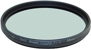 Marumi DHG *圆形偏振器 CPL PL.D 58 毫米滤镜 日本制造