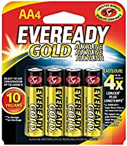 ENERGIZER AA4 EVEREADY AA 碱性电池