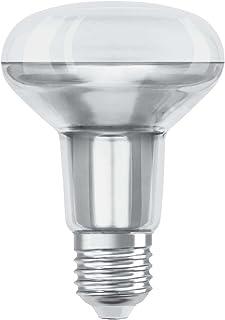Osram 欧司朗 LED 反射灯/底座:E27 / 暖白/ 2700 K / 5.90 W / 替换60瓦反射灯/ LED SUPERSTAR R80 [节能等级A] / 6件装