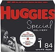 低*性婴儿纸尿裤尺寸 1,84 克拉,Huggies *