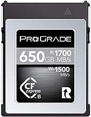 ProGrade Digital CFExpress B 型存储卡(钴) 650GB