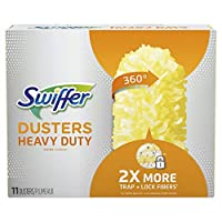 Swiffer 360 度掸子,重型替换装,11 片 Heavy Duty, 11 Ct 360 Heavy Duty Refills, 11 Ct 11 count 11