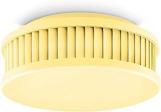 Pyrexx PX-1C • 1 件 • 无线烟雾探测器 10 年电池可与其他探测器联网 • 无钻孔和 LED 闪烁的磁支架• 通过 Q 标签认证 • 沙黄色