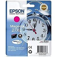 Epson 鬧鐘 27 號墨盒 XL High Capacity Magenta