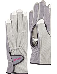 DUNLOP(DUNLOP) 女士 网球 手套 *露型 双手套装 手掌侧有孔 SGG0720