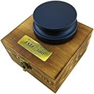 Riverstone Audio - 爵士系列 380 记录负重稳定器 - 中等重量 (380 g) 阳极氧化铝颜色