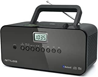 Muse M-22 BT 便携式 FM / MW 收音机 带 CD 播放器 蓝牙