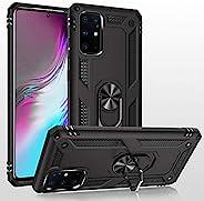 Asuwish 手机壳专为三星 Galaxy S20 Plus Glaxay S20+ 5G 手机壳,带磁性支架环支架和超薄盔甲手机配件 Gaxaly S20+5G S20plus 20S + S 20 20+ G5 防
