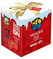 CONSOLE JUST FOR GAMES NEO GEO MINI EDT CHRISTMAS