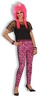 Forum 女士 Pink zebra stir-up pants