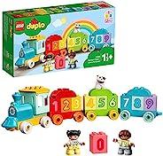 LEGO Duplo 数字火车: 学习计数,多色(10954)