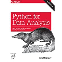 Python for Data Analysis: Data Wrangling with Pandas, NumPy, and IPython (English Edition)