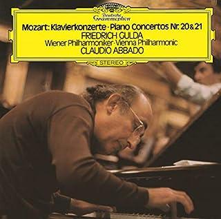 莫扎特:* 20 和 21 钢琴协奏曲(UHQCD / MQA - 24 位重新制作)