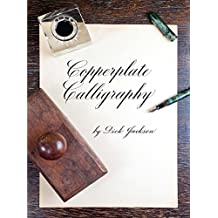 Copperplate Calligraphy (Lettering, Calligraphy, Typography) (English Edition)