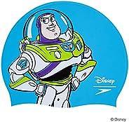 Speedo Disney标语印花Woody Cap Toy Story 泳帽