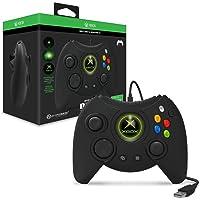 Hyperkin Xbox One PC公爵Duke复刻有线游戏手柄 黑色