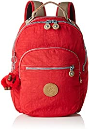 Kipling clas seoul s 學校背包, 10 公升, True Red C,34 cm