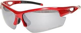 SEAGULL(世嘉)运动太阳镜 偏光镜片 SGB-4060-13 UV99% 切割 抗冲击聚碳酸酯制框架&镜片 SGB-4060-13