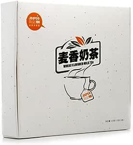 简品100 麦香奶茶 225g 15条/盒 细腻润滑 悠闲午后必备茶品