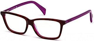 眼镜 Just Cavalli JC 0616-2 056 哈瓦那紫罗兰/透明镜片