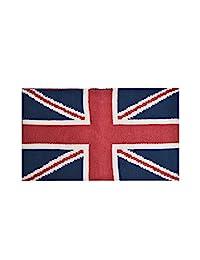 中性款柔软冬季针织英国英国国旗联盟 Jack Infinity 环绕围巾