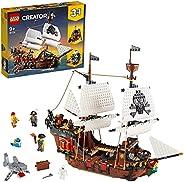 LEGO 乐高 Creator 3合1系列 海盗船 31109